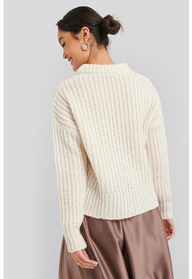 NA-KD Gyapjútartalmú vastag kötött pulóver női