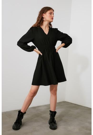 Trendyol Miniruha rugalmas derékrésszel női