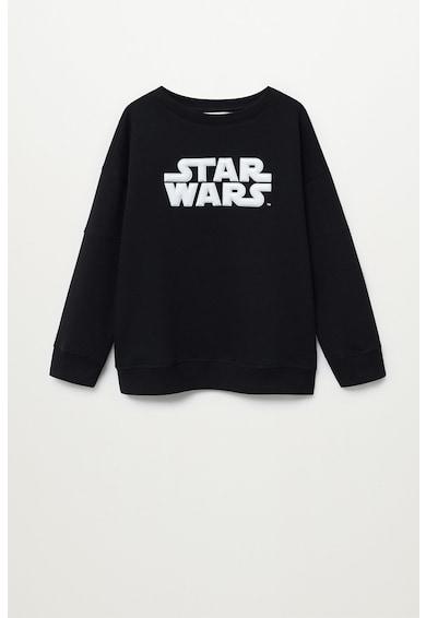 Mango Pulóver domború Star Wars mintával Fiú