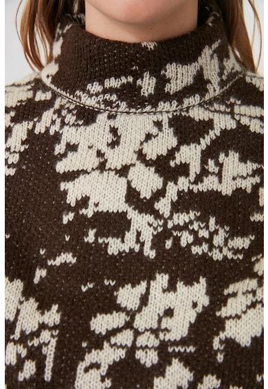 Trendyol Bő fazonú pulóver garbónyakkal női