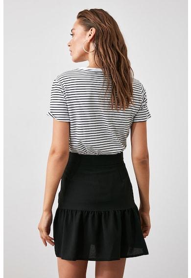 Trendyol Miniszoknya övvel női