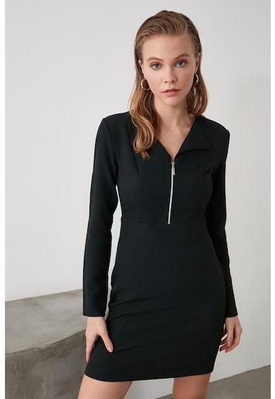 Trendyol Egyenes fazonú miniruha női