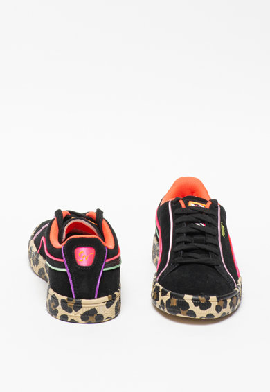 Puma Sophia Webster nyersbőr sneaker műbőr betéttel női
