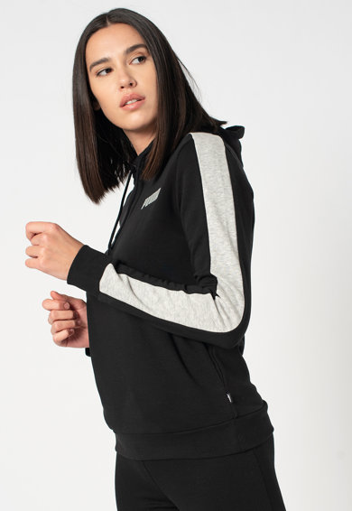 Puma Kapucnis pulóver logóval női