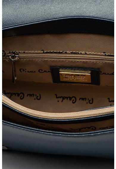 Pierre Cardin Keresztpántos bőrtáska kis logós részlettel férfi