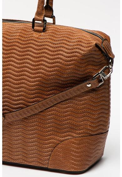 Pierre Cardin Spina bőr kézitáska texturált hatással női