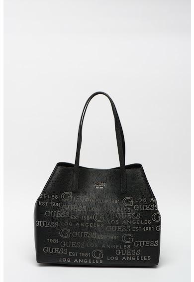 Guess Vikky műbőr shopper fazonú táska kivehető kistáskával női