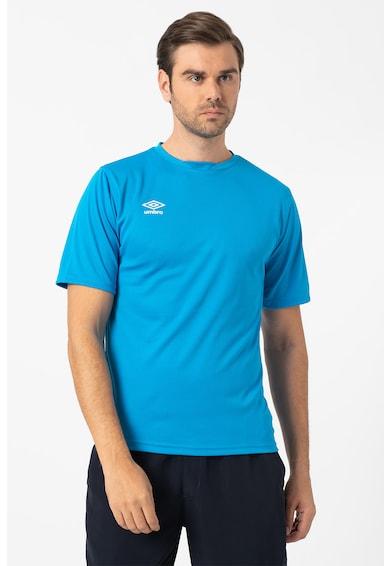 UMBRO Kerek nyakú póló texturált hatással férfi
