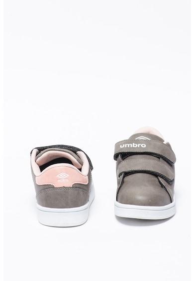 UMBRO Clover tépőzáras műbőr sneaker Lány