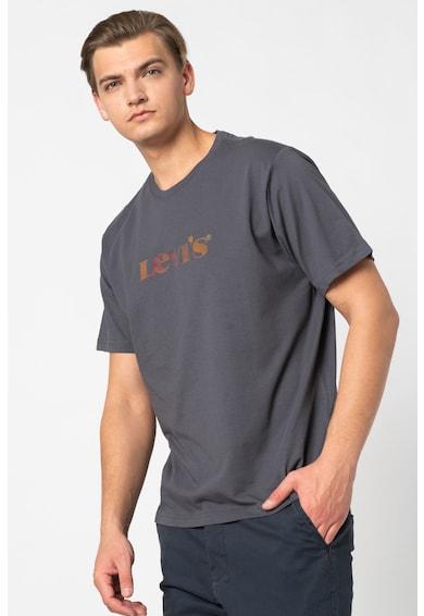 Levi's Kerek nyakú logós pamutpóló férfi