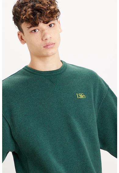 Levi's Premium Heavyweight kerek nyakú pulóver férfi