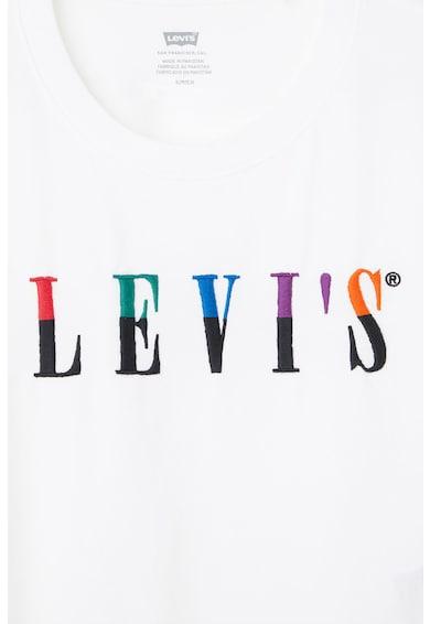 Levi's Kerek nyakú mintás póló női