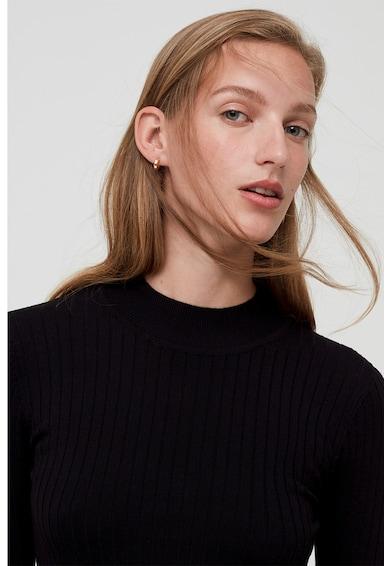 OVS Bordázott finomkötött pulóver női