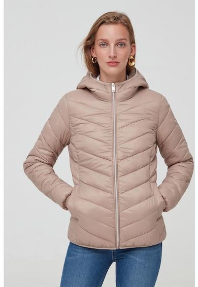 OVS Cipzáros kapucnis télikabát női