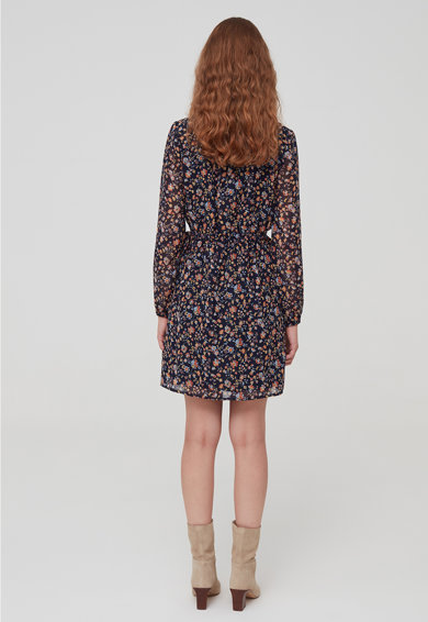 OVS Virágmintás miniruha női