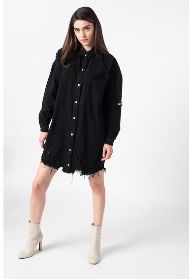 Missguided Farmer ingruha szaggatott részletekkel női