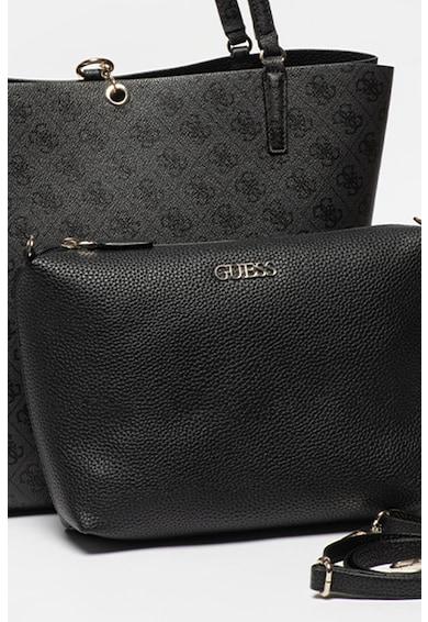Guess Alby kifordítható tote fazonú műbőr táska női