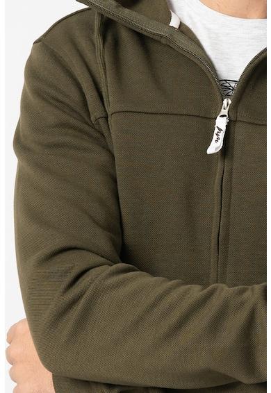 Haily's Federico kapucnis cipzáros pulóver ferde zsebekkel férfi