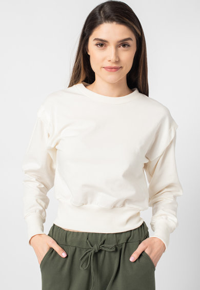 Haily's Maria crop pulóver női