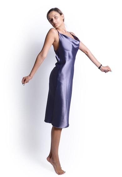 Azaris Kámzsanyakú szaténruha női