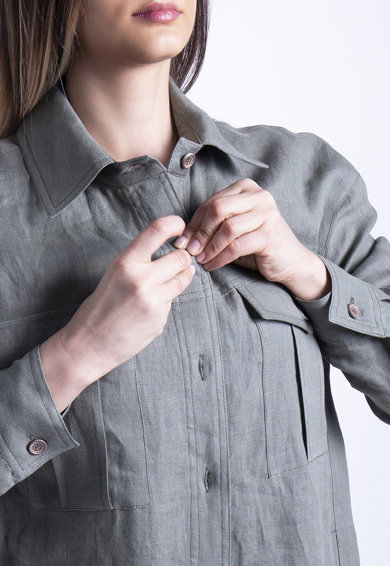 Azaris Lenvászon ingruha női
