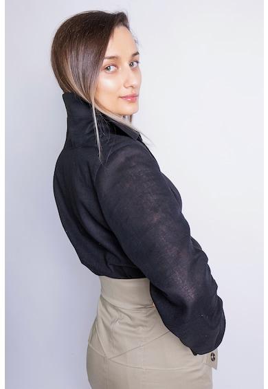 Azaris Hosszú ujjú lenvászon ing női