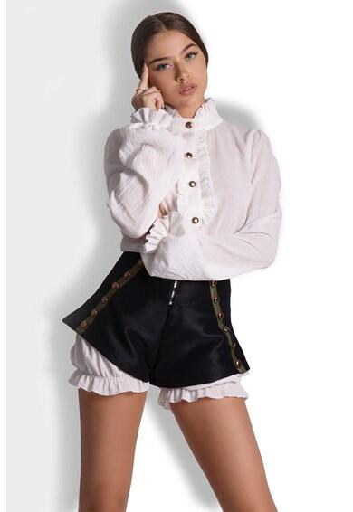 Azaris Bianca selyem rövidnadrág női