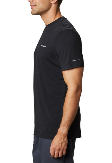 Columbia Tricou cu logo supradimensionat pentru fitness Maxtrail Barbati