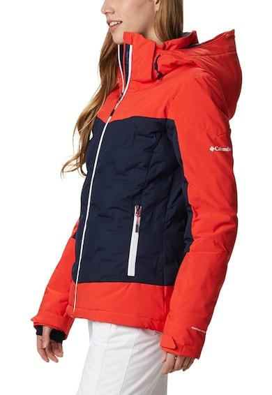 Columbia Wild Card™ vízálló pihével bélelt kapucnis télikabát síeléshez női