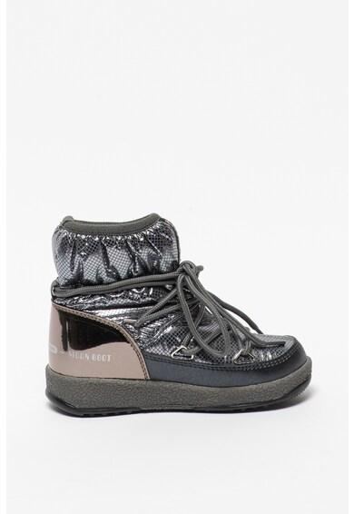 Moon Boot Fűzővel állítható rövid szárú téli csizma Lány