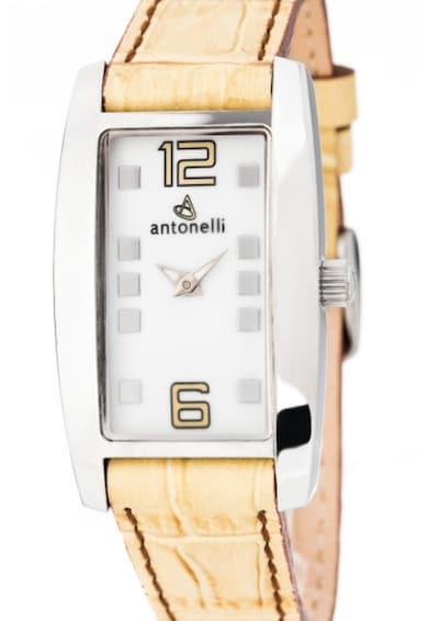 Antonelli Ceas dreptunghiular analog Femei