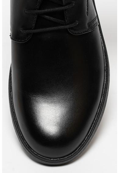 Geox Daniele chukka bőrcipő műbőr szegéllyel férfi