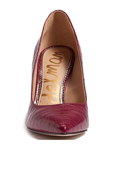Sam Edelman Hazel hegyes orrú műbőr cipő női