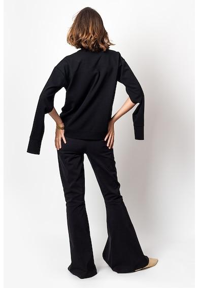 Andrea Szanto Fantasy bővülő szárú nadrág hasítékokkal az elején női