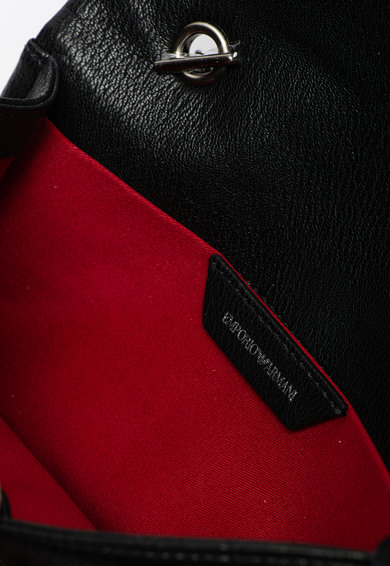Emporio Armani Texturált hatású műbőr válltáska női