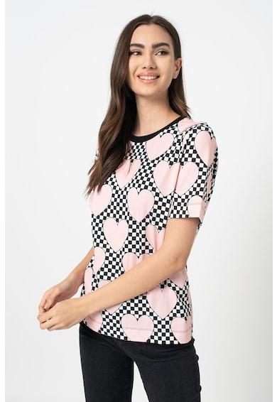Love Moschino Mintás póló női