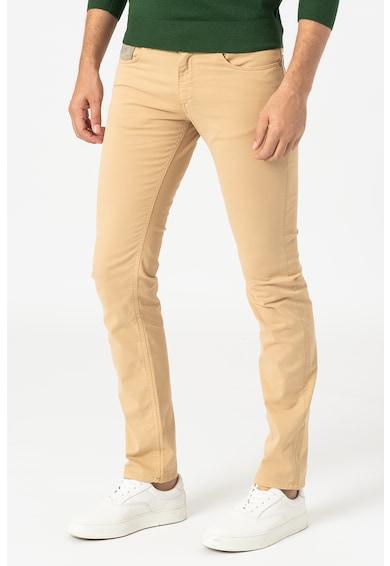LA MARTINA Pantaloni slim fit Barbati