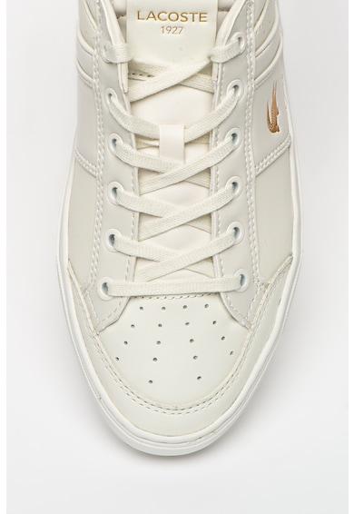 Lacoste Bőr és műbőr sneaker férfi