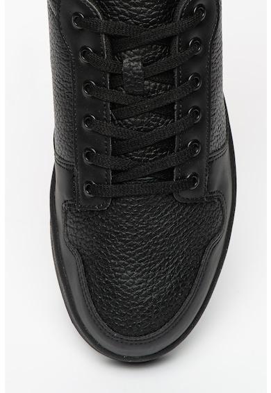 Lacoste Masters Cup bőr sneaker műbőr betétekkel férfi