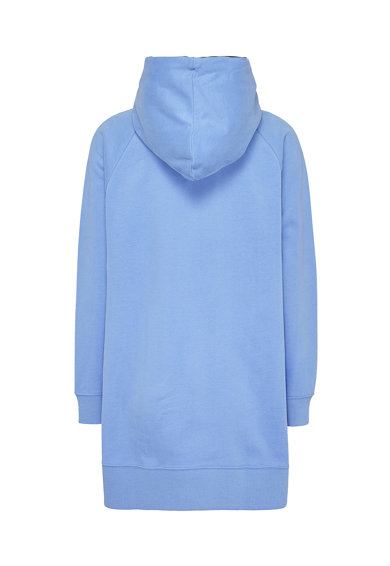Tommy Jeans Organikuspamut tartalmú kapucnis ruha női