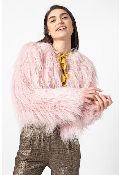 Pinko Jacheta din blana sintetica Femei