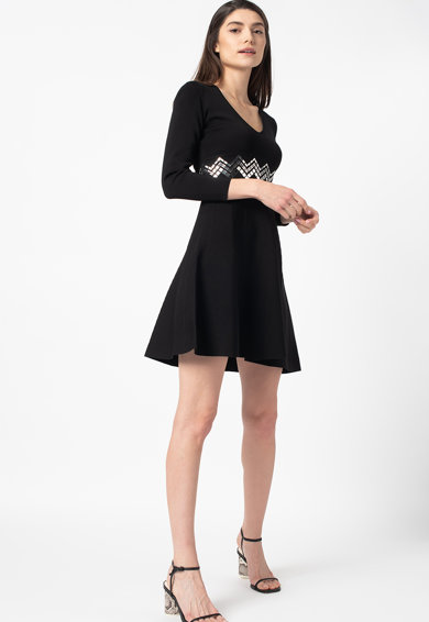Pinko Frana bővülő miniruha női