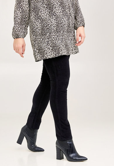 Fiorella Rubino Pantaloni slim fit cu 5 buzunare Femei