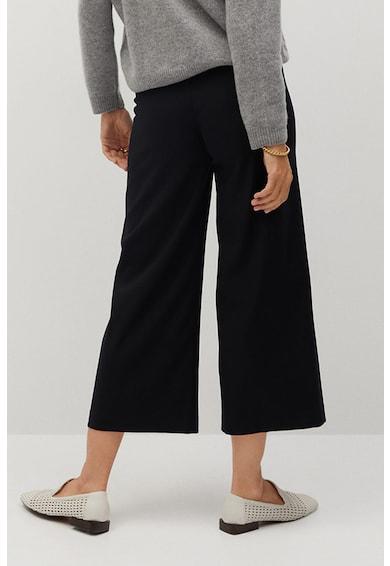 Mango Pantaloni tip culottes Clean Femei