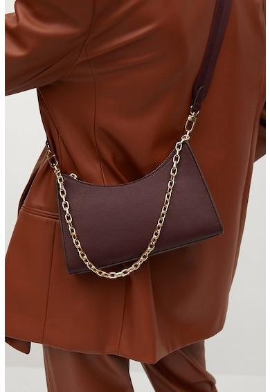 Mango Bayona Műbőr keresztpántos táska női
