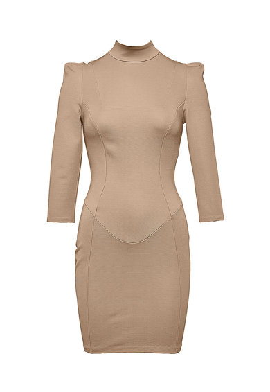 MURMUR Cast bodycon fazonú ruha kiemelt vállakkal női