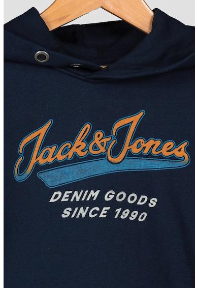 Jack&Jones Kapucnis pulóver logómintával 10 Fiú