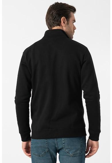 Only & Sons Cipzáros pulóver logóhímzéssel férfi