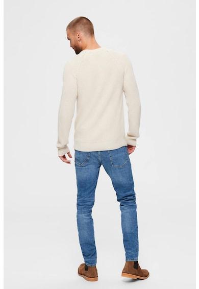 Selected Homme Raglánujjú organikuspamut pulóver férfi