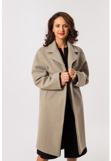 EMA\T Concept Palton din amestec de lana Angel Investor Femei